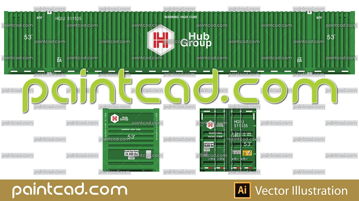 Vector drawing with side and front view of railroad tank car with designation BTFLN used by Indian Railways. High-quality vector sketch with separated layers for the elements and technical inscriptions.